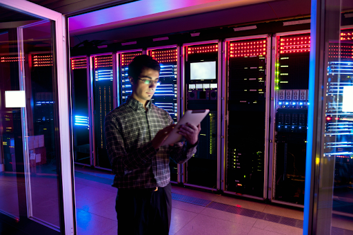 Hiring The Services Of A Separate Data Center Vs. Running Your Data Center