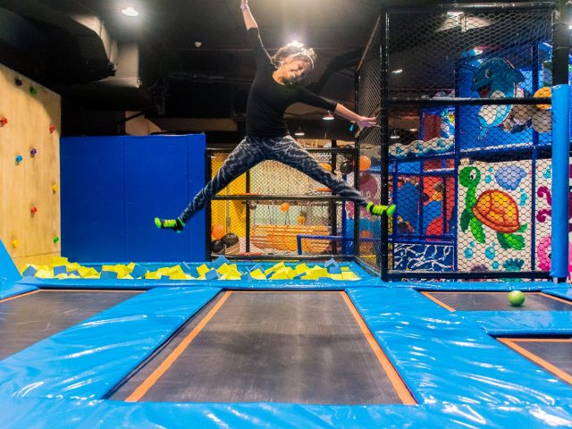 How To Find The Right Trampoline Park Near Your Location